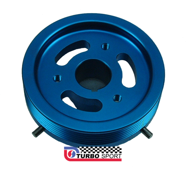 Ford Escort Cosworth Front Crank Pulley TSFC03