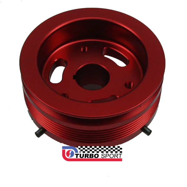 Ford Escort Cosworth Front Crank Pulley TSFC04