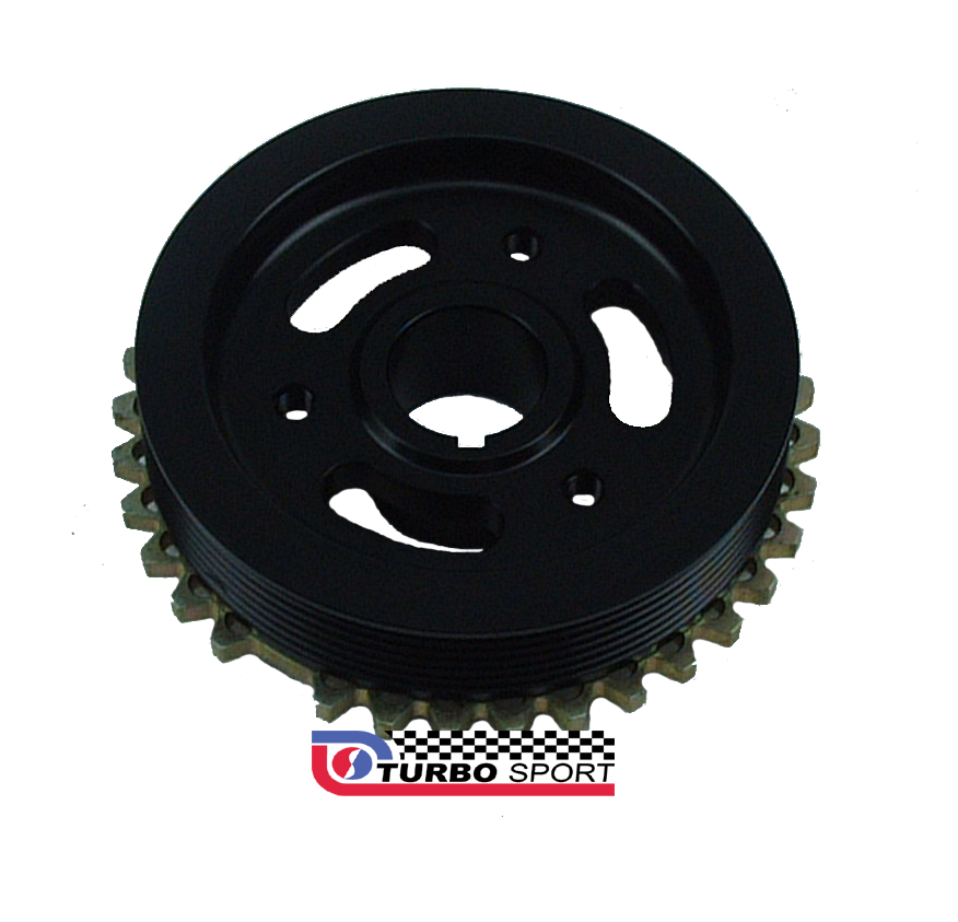 Ford Cosworth Front Crank Pulley TSFC02-36
