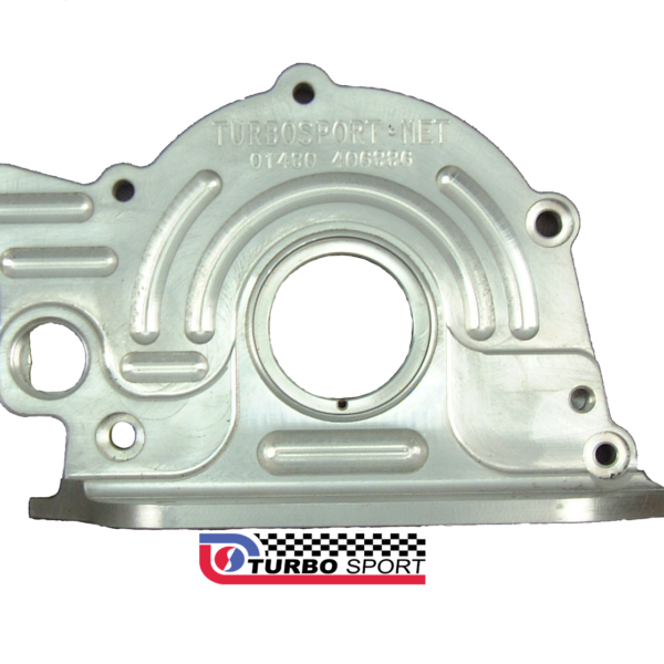Vauxhall remote oil plate